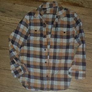 Gap Kids Flannel Button Up Shirt
